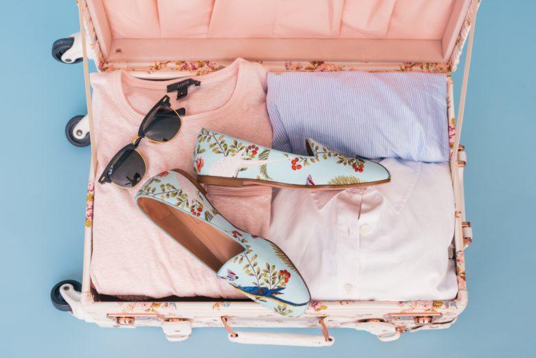 スーツケースに荷物が入らない?