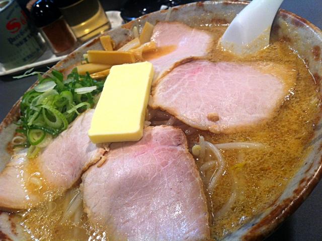 札幌の味噌ラーメン